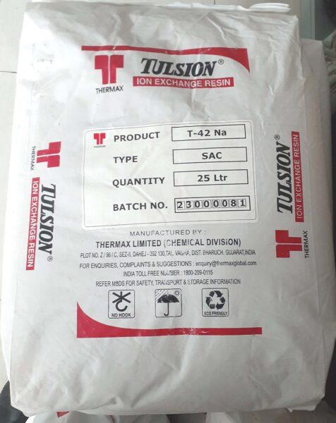 Nhựa trao đổi ION TULSION T-42 Na/T-42 Na FG